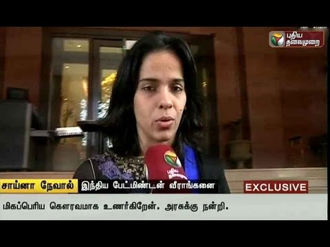 Sania-Nehwal--Exclusive-interview-after-getting-Padma-Vibhushan