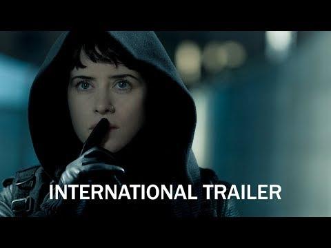 Το Κορίτσι στον Ιστό της Αράχνης - International Trailer