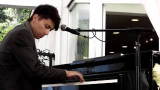 Luca Sestak - Boogie Woogie Piano Improvisation inspired by Vince Weber Pinneberger Summerjazz 2012