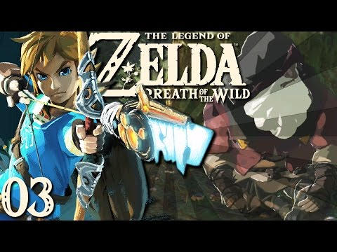 Video The Old Man's Recipe & NEVER COLD! | Let's Play Zelda: Breath of the Wild Part 3 w/ ShadyPenguinn