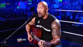 WWE The Rock Concert III 2012