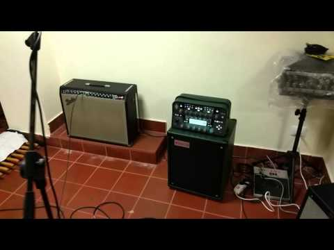 Redsound Handmade FRFR cabs from Italy - these sound good - FX