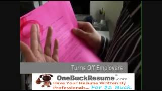 Listing Job Qualifications on Your Resume