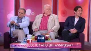 3 Docteurs sur Channel Nine Australia's Morning Show ( 09.04.2013)