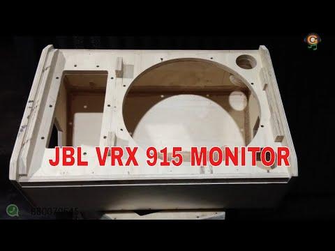 Jbl Vrx915m Empty Monitor Cabinet