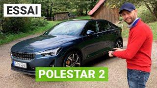 Essai Polestar 2 : la berline électrique bannie de France 😥