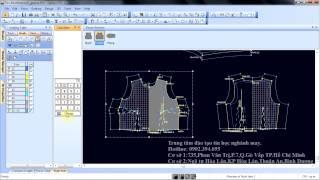 Hướng Dẫn Sử Dụng Optitex 12- Hiển Thị Máy Tính