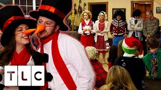 It's The Second Annual Duggar Family Ugly Sweater Contest! | Counting On