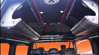 Переоборудование микроавтобуса Reno Trafic