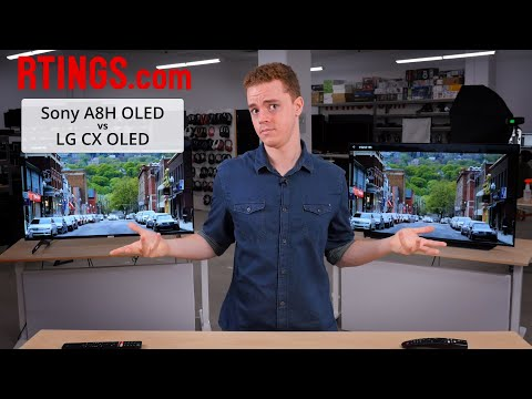 External Review Video dHHTEU2tBhQ for Sony A8H (A8) OLED TV (2020)