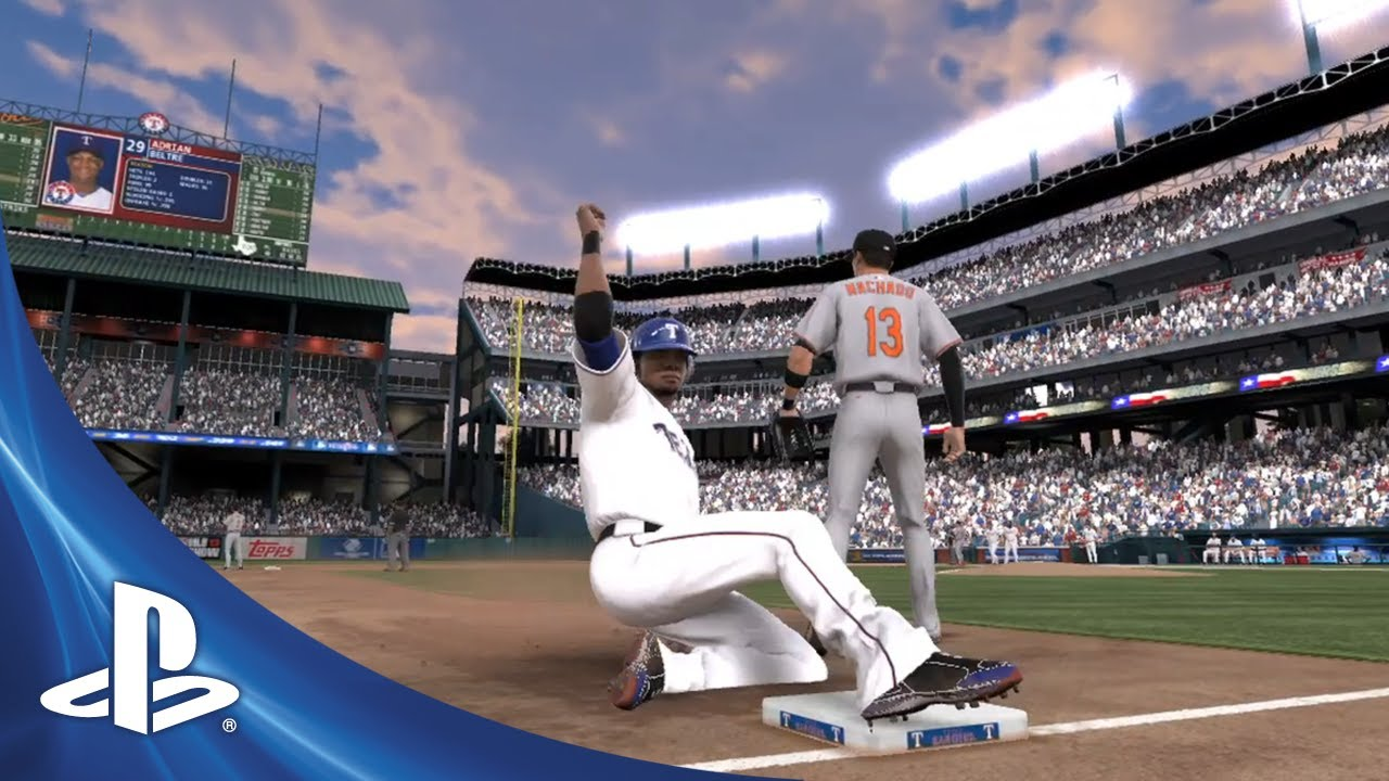 Live with MLB 13's The Show Live