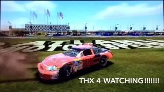NASCAR 08 Crash Compilation