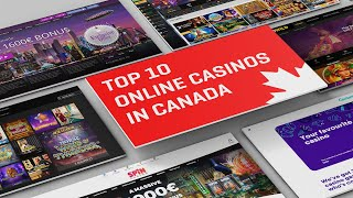 TOP 10 ONLINE CASINOS IN CANADA | Gambling in Canada