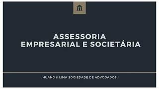 Assessoria Empresarial e Societária – HLA