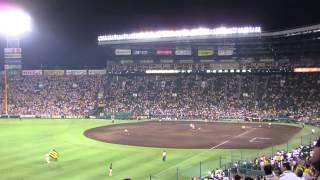 Hanshin Tigers 六甲おろし(Rokko Oroshi)