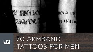 70 Armband Tattoos For Men