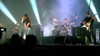 Evil Dead - Holy Trials (live at Jalometalli 2011) HD