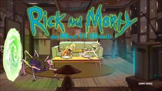 Rick And Morty - Season 3 Trailer Song (Dizzee Rascal & Armand Van Helden - Bonkers)