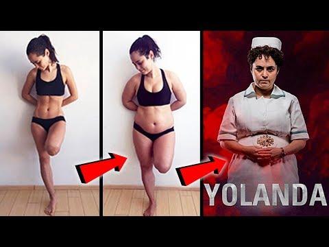 El Cambio Físico de Villana