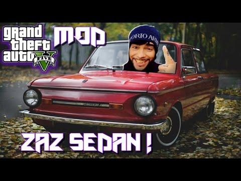 Timati - БАКЛАЖАН ПАРОДИЯ (Запорожец GTA 5)