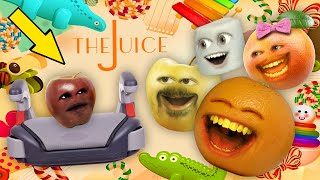 The Annoying Orange - The Juice #13: Embarrassing Childhood Stories!