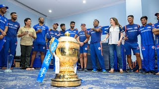 Mahela Jaywardene's Speech After We Win the Final | Mumbai Indians