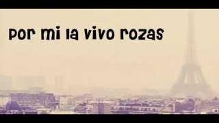 La vivo rozas (Edith Piaf) - Joëlle Rabu  - Esperanto music