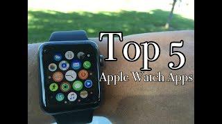 Top 5 Apple Watch 2 Apps