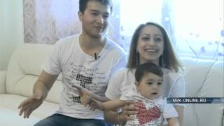 Интернациональная семья Ившиных