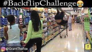 #BackflipChallenge part 3 (Extended Version)