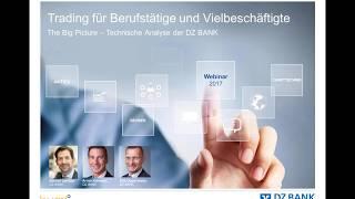 22.05.2017 Webinar Teil 18: The Big Picture - Technische Analyse der DZ BANK