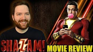 Shazam! - Movie Review