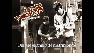 Arctic Monkeys - The Bad Thing (Sub. Español)