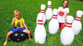 Vlad and Nikita Outdoor Games & Activities for kids