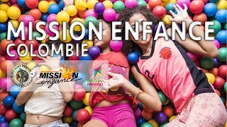 Mission Enfance Colombie, un réseau de ludothèques pour lutter contre la violence et la misère. (#01
