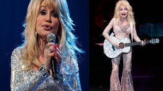 We Finally Know Why Dolly Parton Only Wears Long Sleeves