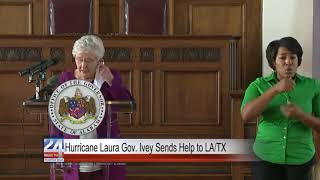 Governor Ivey is Lending a Helping Hand