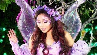 Fairy Princess Makeup! | Charisma Star