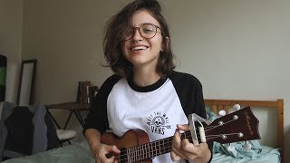 crush - Tessa Violet | ukulele cover Ariel Mançanares