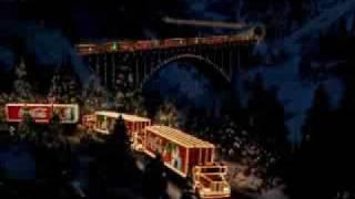 vánoční reklama na coca colu