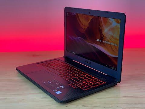 Влог/ASUS FX504G/Новый ноутбук Ильи