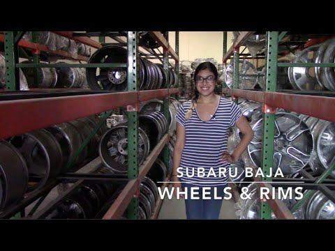 Factory Original Subaru Baja Wheels & Subaru Baja Rims – OriginalWheels.com