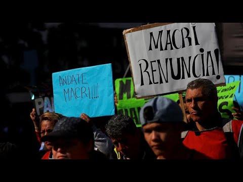 Αργεντινή: Λίγο πριν τον νέο «γάμο» με το ΔΝΤ