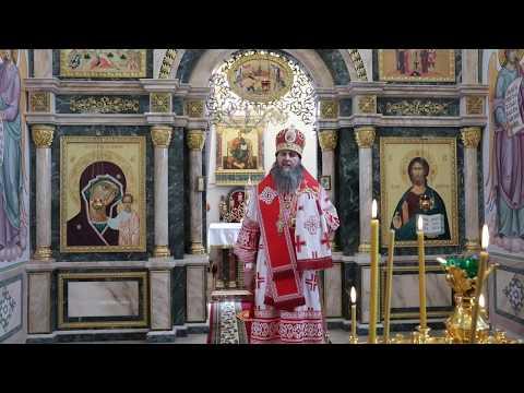 Пятница Светлой седмицы. Проповедь митрополита Курганского и Белозерского Даниила