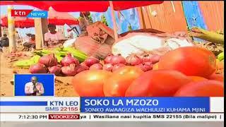 Mzozo umechacha baina ya wachuuzi Mwariro na Kariakoo ambako Gavana Mike Sonko anataka kuwahamishia