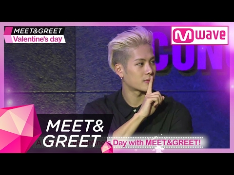 [MEET&GREET: Valentine's Day Special 1] Compilation of Male Idol Groups' Charm