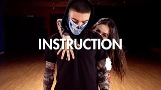 Jax Jones  Instruction Ft Demi Lovato Stefflon Don Dance Video  Mihran Kirakosian Choreography