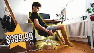 Mein neuer Schreibtischstuhl | Oskar