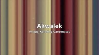 Not long from now Akwalek will release his second album with us!  Meanwhile we have a short preview