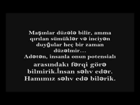 IBRETAMIZ HEKAYE 81 (Sonraki pesmanciliq fayda etmir)